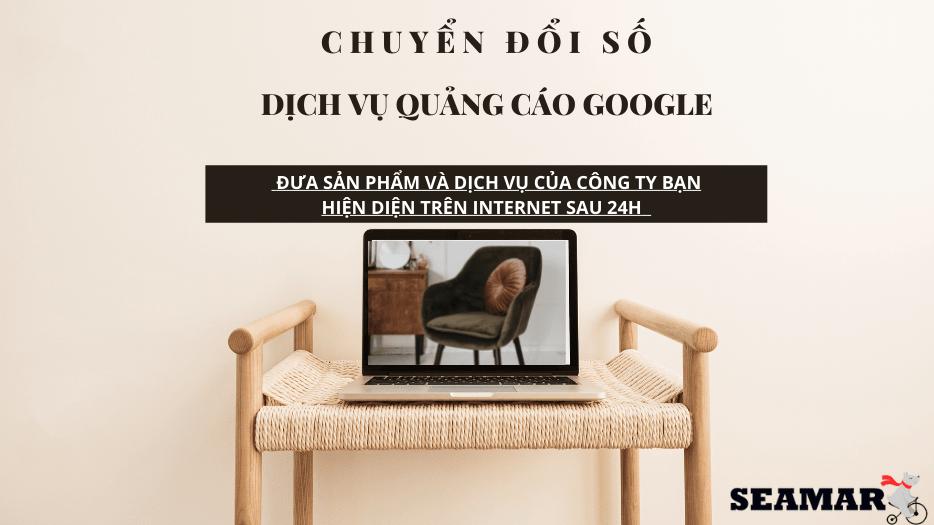 Dịch vụ quảng cáo google ads SEAMAR