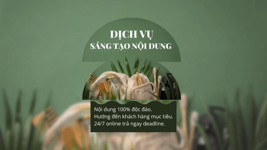 Dịch vụ sáng tạo nội dung tại Đà Nẵng - Seamar Agency