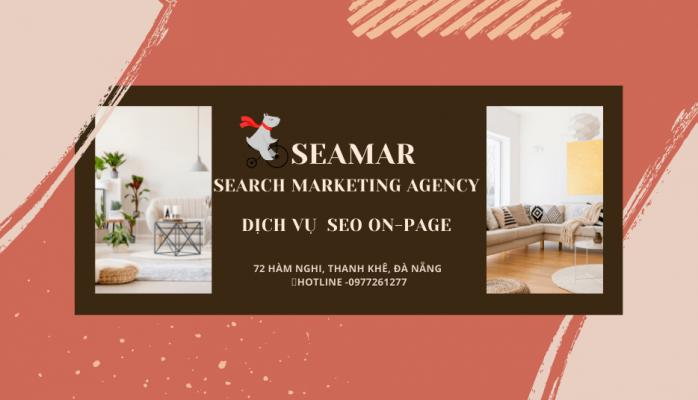 Dịch vụ SEO On-page Đà Nẵng Seamar
