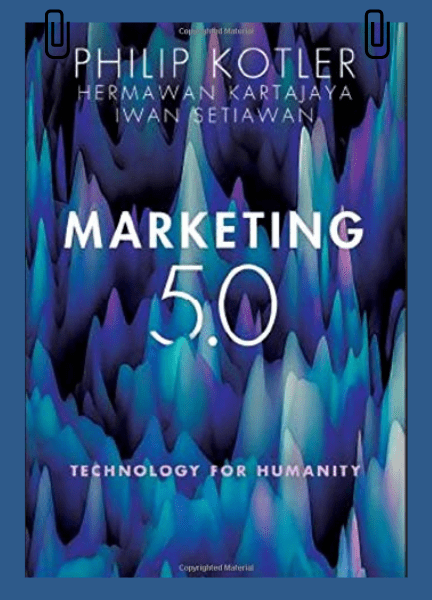 Sách Marketing 5.0