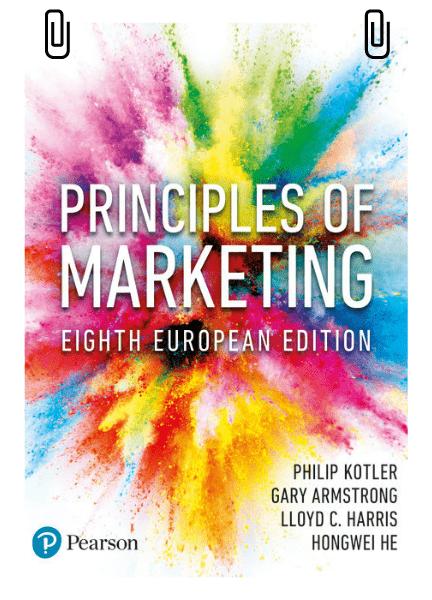 Sách Marketing căn bản